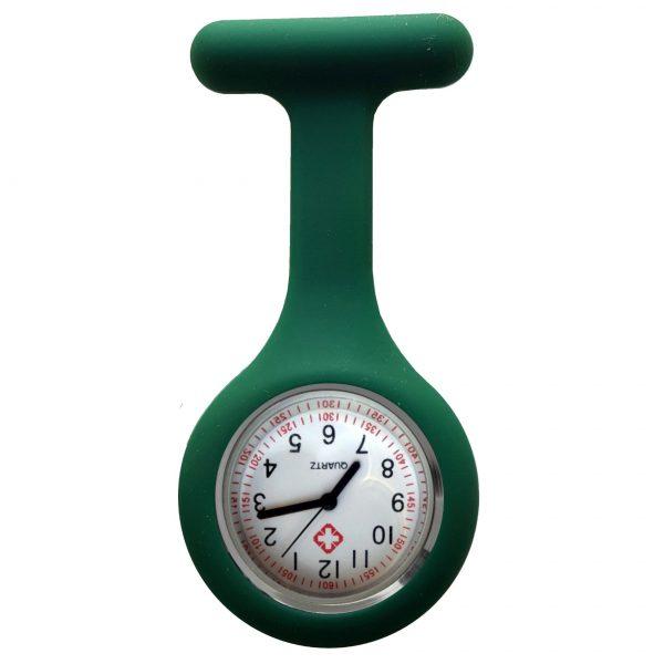 Verpleegkundig horloge groen